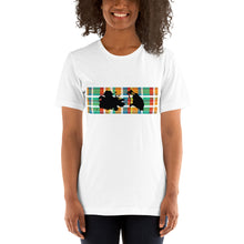 Load image into Gallery viewer, Antigua Madras T-Shirt [Black/White]