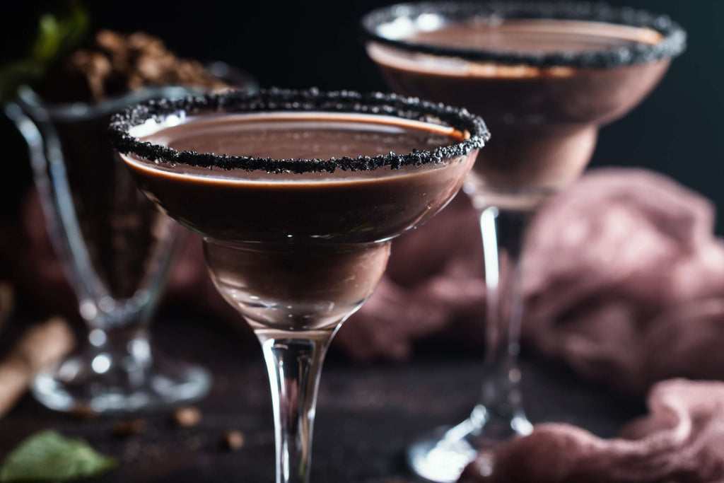 Chocolate Cheeky Monkey Martini