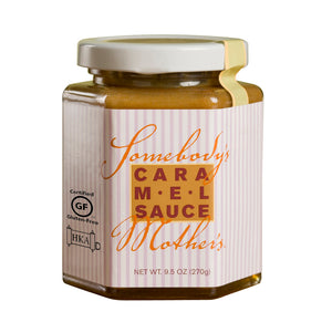 TWO PACK of Somebody's Mother's Caramel Sauce