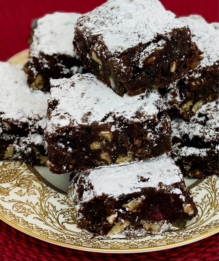 Somebody's Grandmother's Winter Brownies