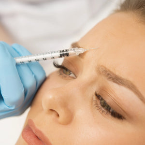 Anti wrinkle injections face Gold Coast