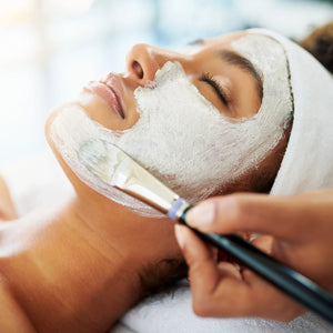 Glycolic medi peel skin treatment