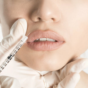 Lip Injectables restore volume and enhance your lips