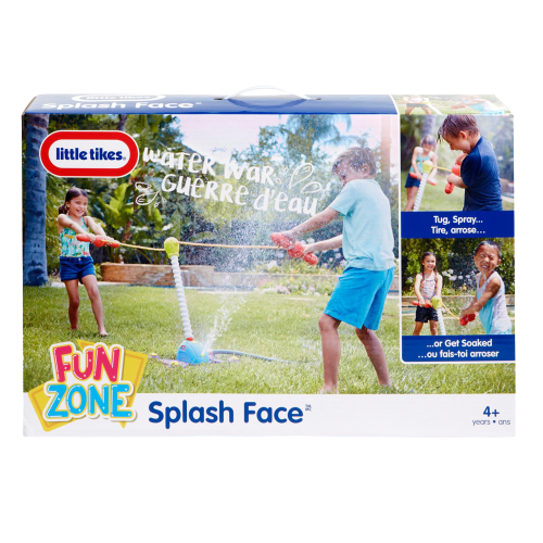 Fun Zone Splash Face