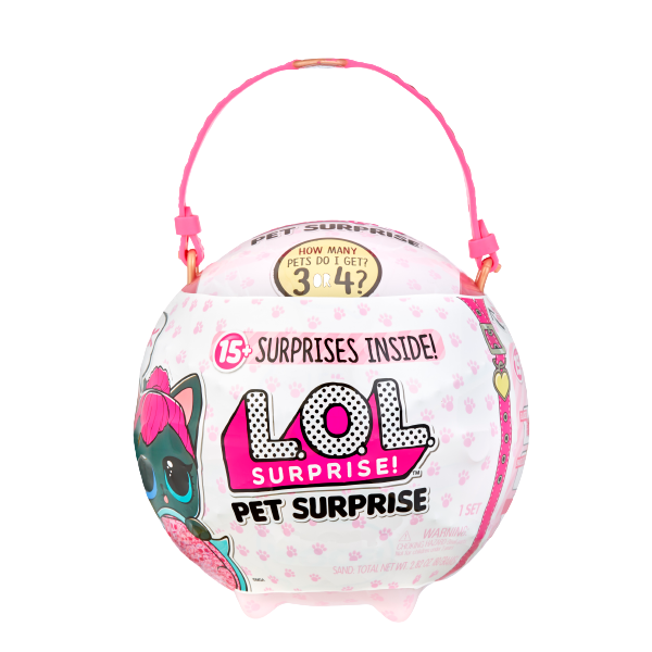 L.O.L. Surprise! Pet Surprise - Spice Kitty