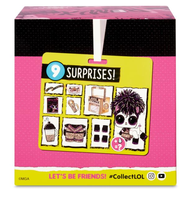 L.O.L. Surprise! Remix Pets – 9 Surprises with Real Hair & Surprise Song Lyrics - KidFocus