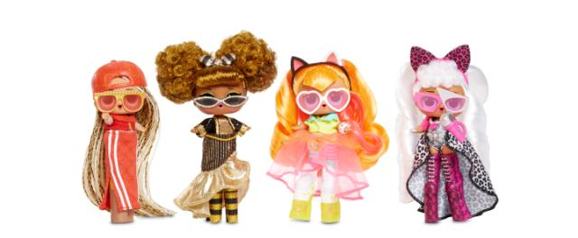 L.O.L. Surprise! JK Diva Mini Fashion Doll - KidFocus