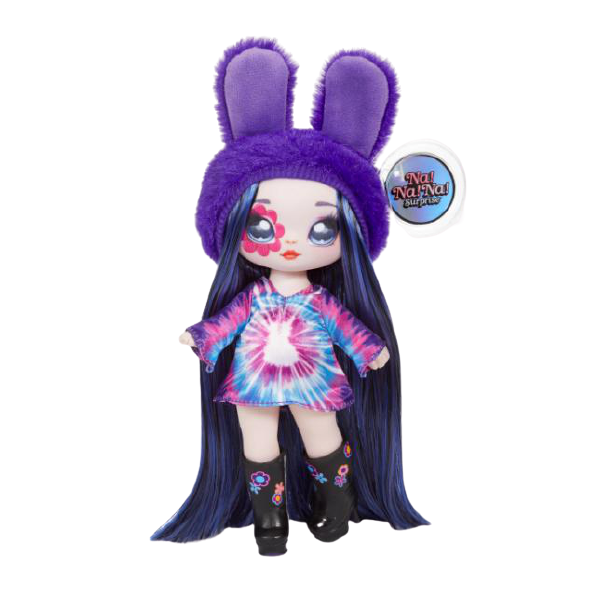 Na! Na! Na! Surprise 2-in-1 Fashion Doll and Plush Purse Series 4 – Melanie Mod