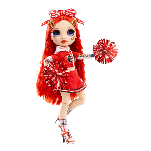 Rainbow High Cheer Doll - Ruby Anderson - KidFocus
