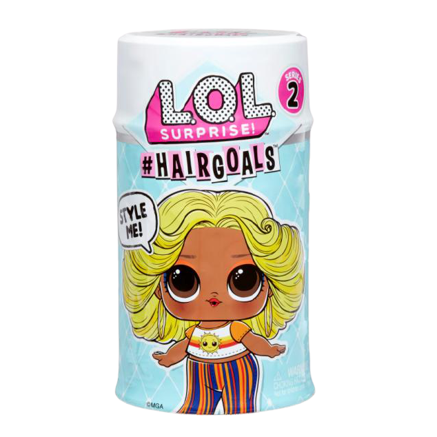 L.O.L. Surprise! Hairgoals 2.0