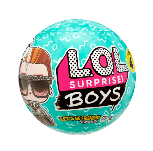 L.O.L. Surprise! Boys - Series 4 - KidFocus