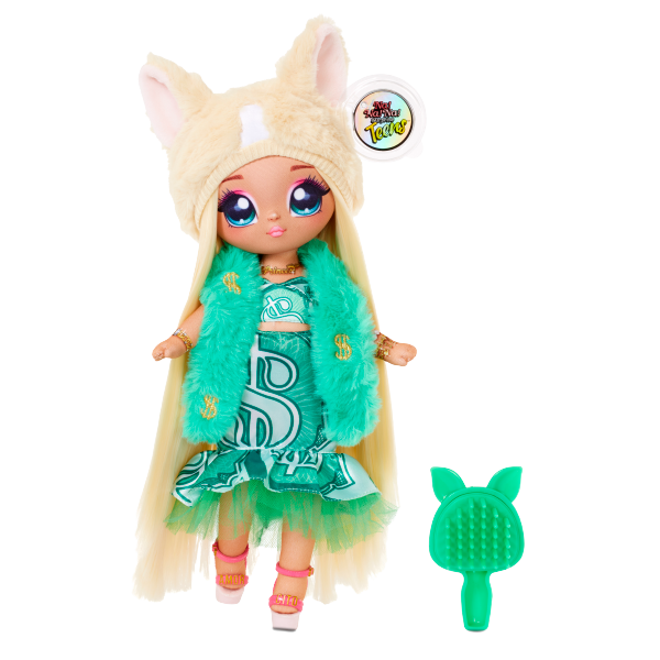 Na! Na! Na! Surprise Teens Fashion Doll – Carmen Linda - KidFocus