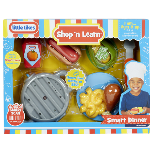 Little Tikes Shop 'n Learn Dinner - KidFocus