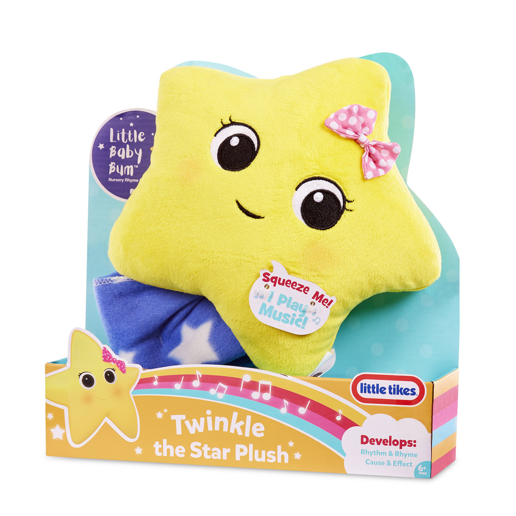 Little Baby Bum Twinkle Plush - KidFocus