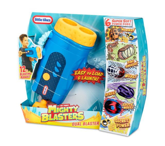 Little Tikes My First Mighty Blasters - Dual Blaster - KidFocus