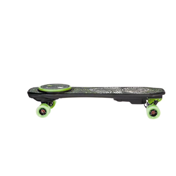 VR Turn Style Electric Skateboard Motorize - Thumbprint