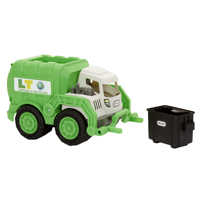 Dirt Digger Real Working Truck - Garbage Truck