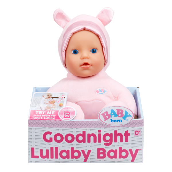 BABY Born Goodnight Lullaby Baby - Girl (Blue Eyes) - KidFocus