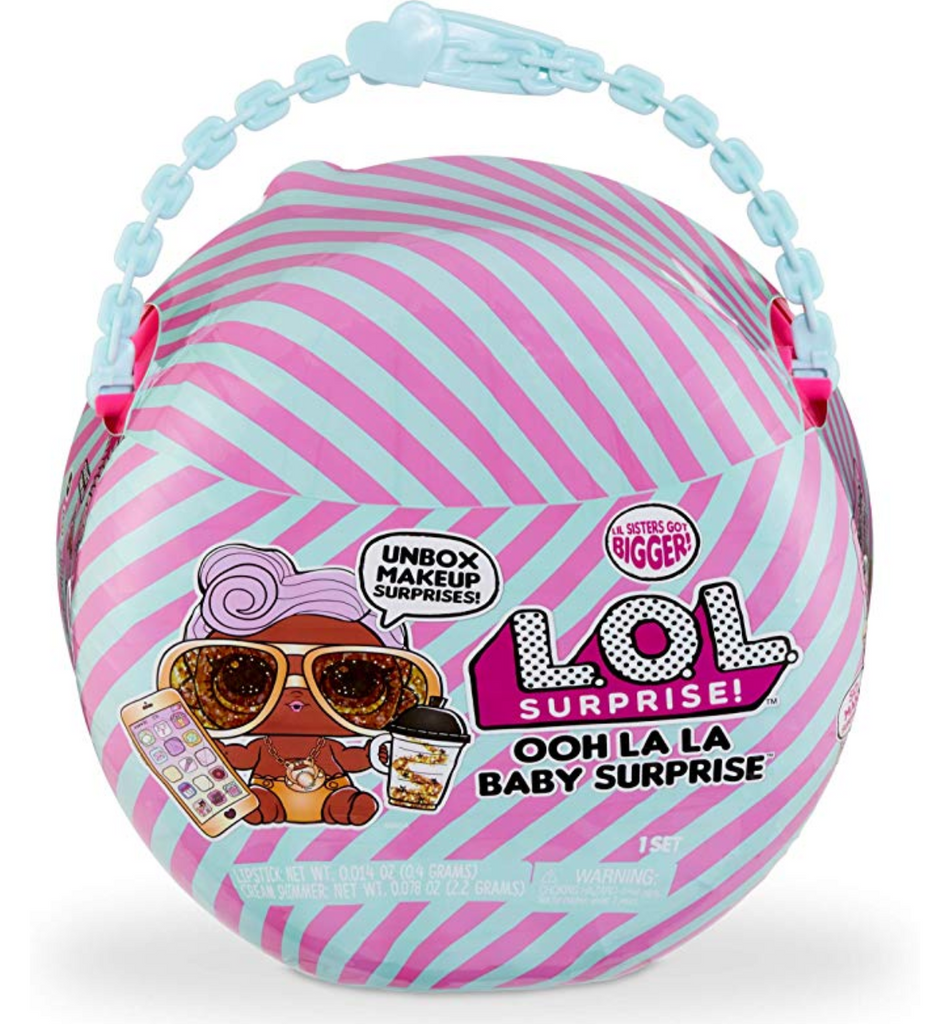 L.O.L. Surprise! Ooh La La Baby Surprise- Lil D.J.