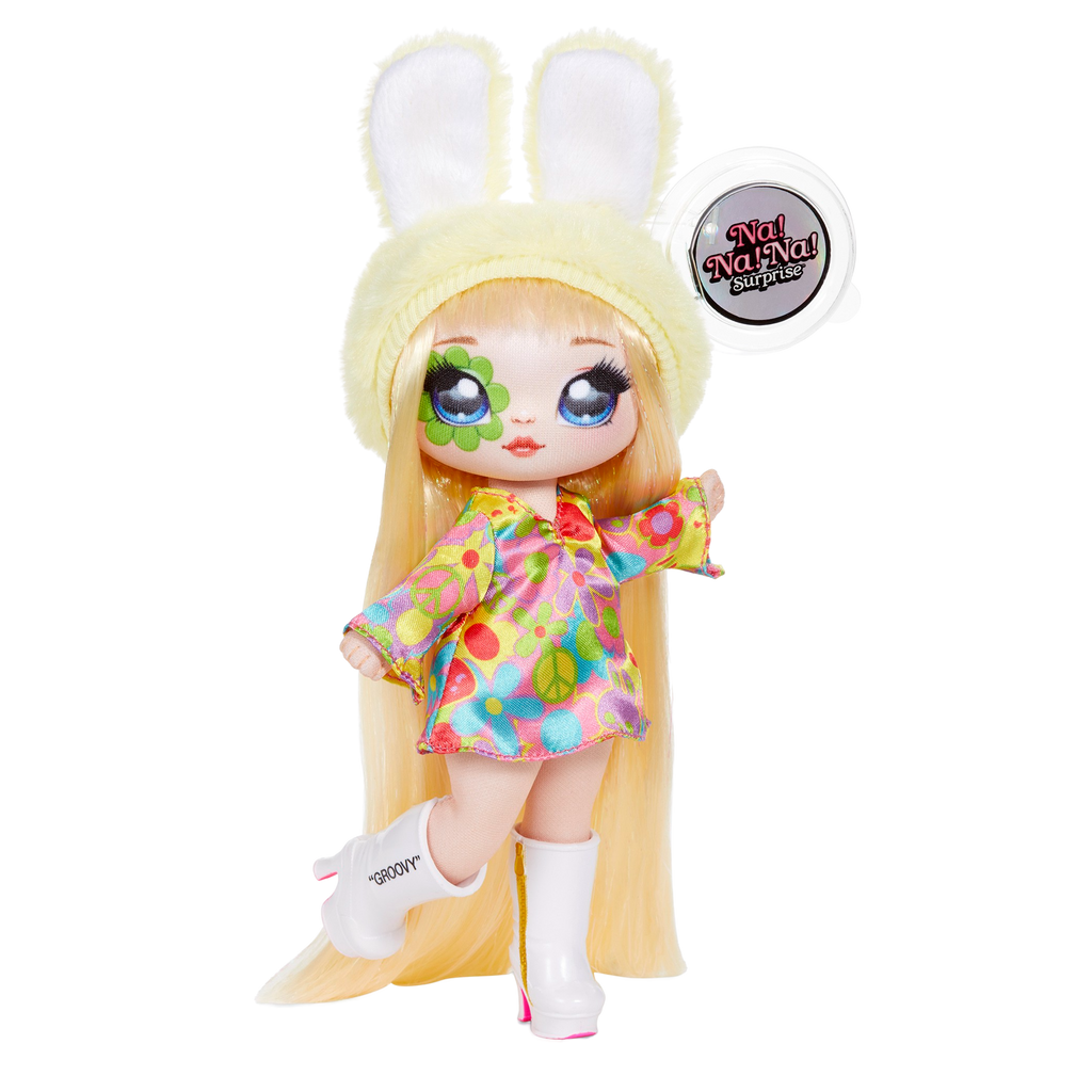 Na! Na! Na! Surprise 2-in-1 Fashion Doll and Plush Purse Series 4 – Bebe Groovy - KidFocus