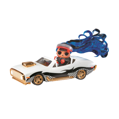 L.O.L. Surprise! RC Wheels Remote Control Car with Limited Edition Doll - KidFocus