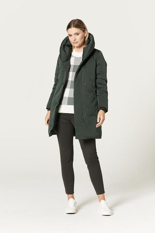 quinn-puffer-jacket-pine-green-cable-melbourne