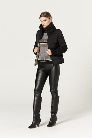 lincoln puffer-jacket-black-cable-melbourne