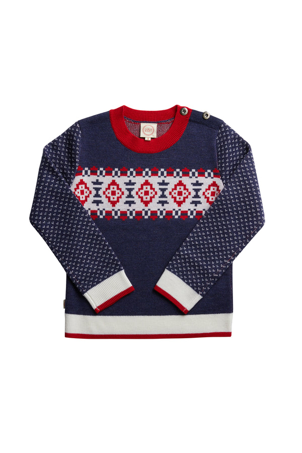 Alpine Jumper Navy