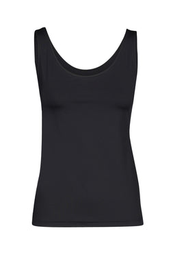 Basic Slip Cami Black