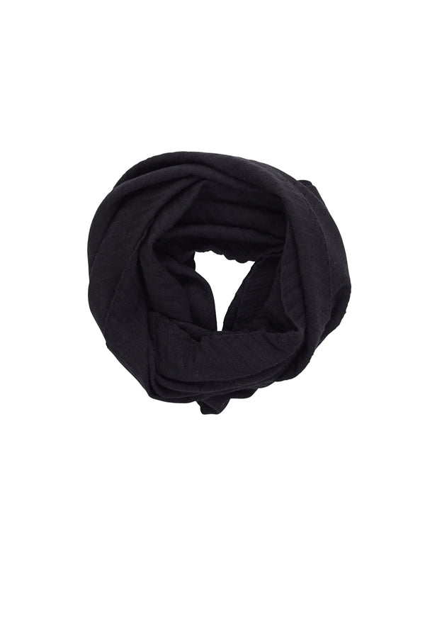 Merino Linky Loop Black