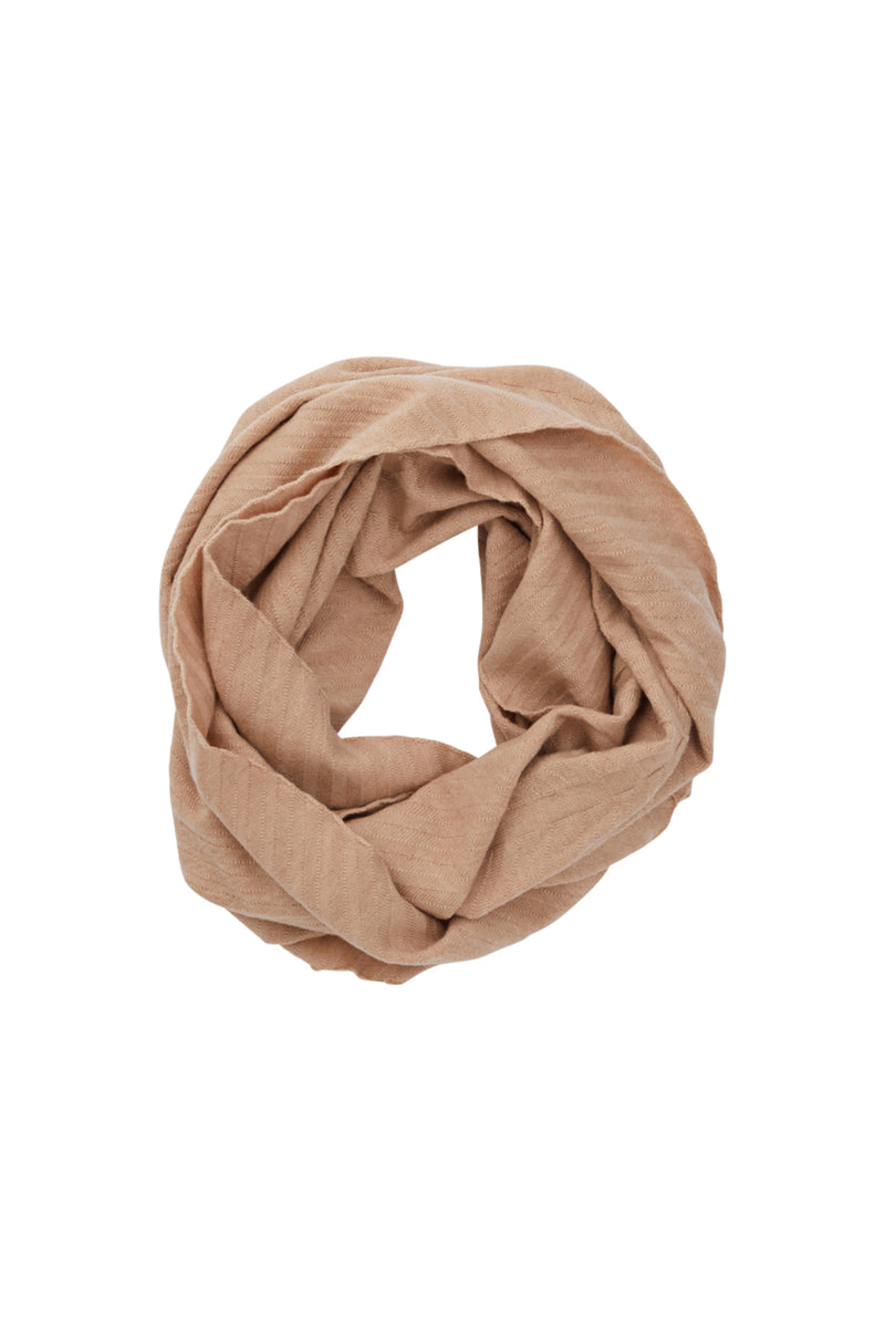 Merino Snood Toffee