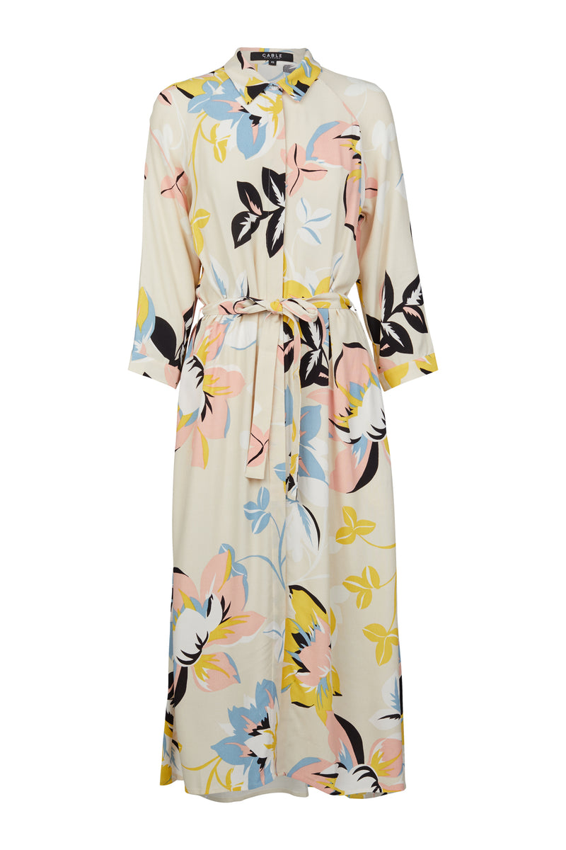 Lucia Dress Amalfi Print