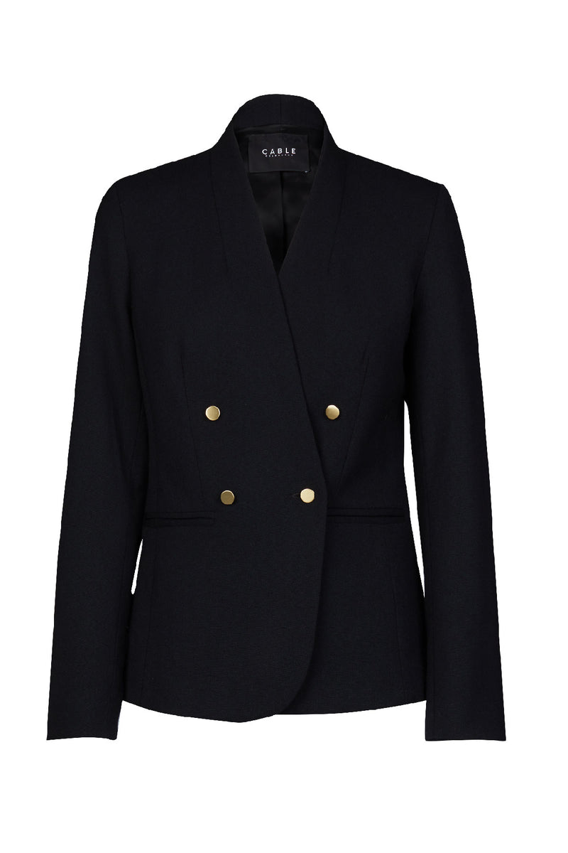 Brooke Blazer Black