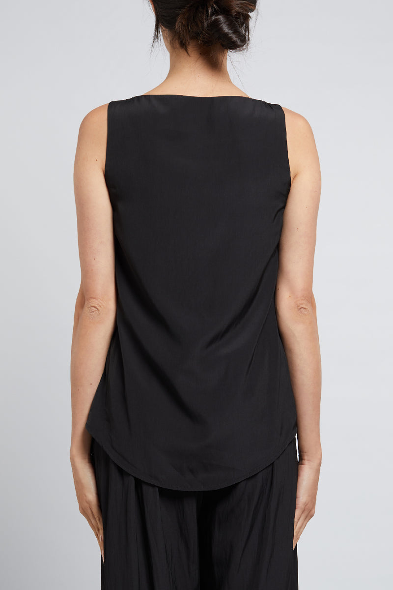 Freya Cami Black Back