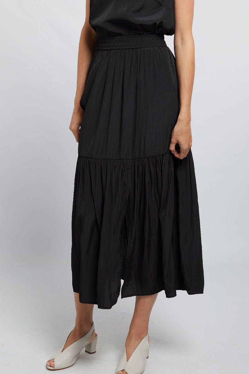 Aruba Skirt Black Side