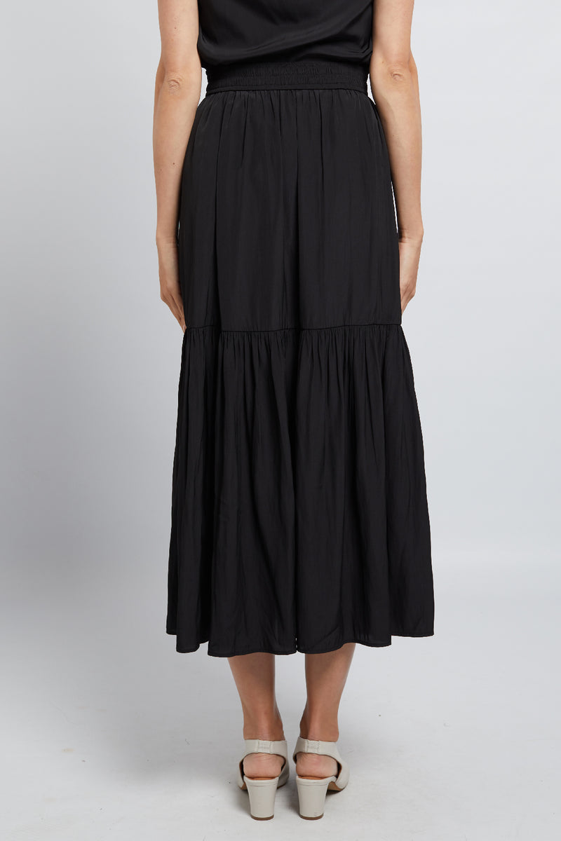 Aruba Skirt Black Back