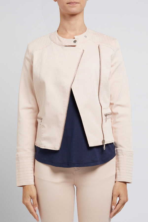 Carter Jacket Blush