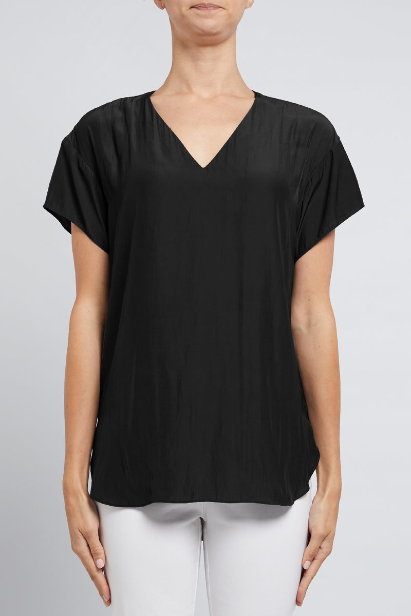 Paula Blouse Black