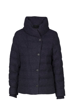 Easton Puffer Navy