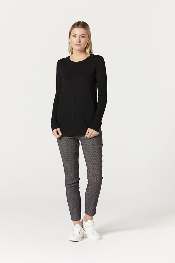 Cara Jumper Black
