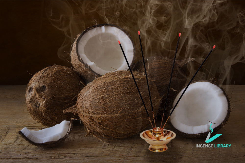 Benefits of Using Coconut Fragrance Incense