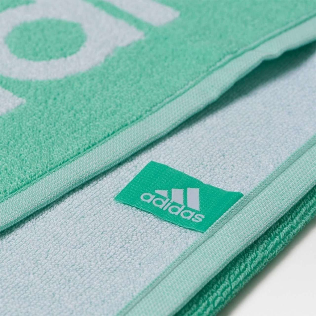 Gym Swim Towel - Green, Adidas