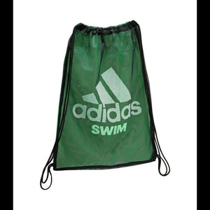 Swim Gym Green Mesh Bag