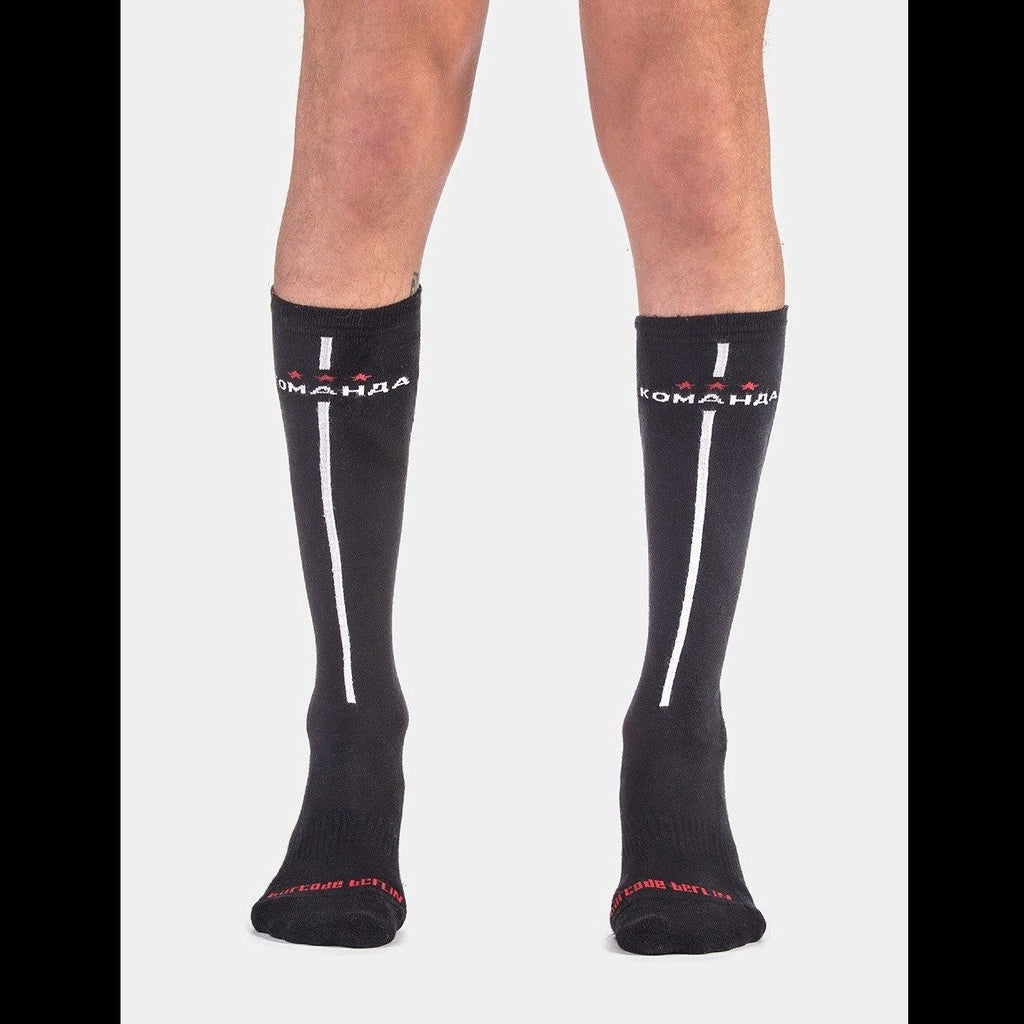 Team Training Socks - Black