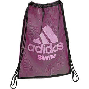Swim Gym Pink Mesh Bag