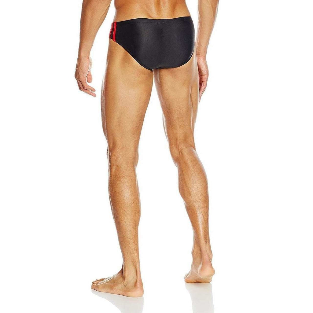 3-Stripes Swim Brief - Scarlett, Adidas