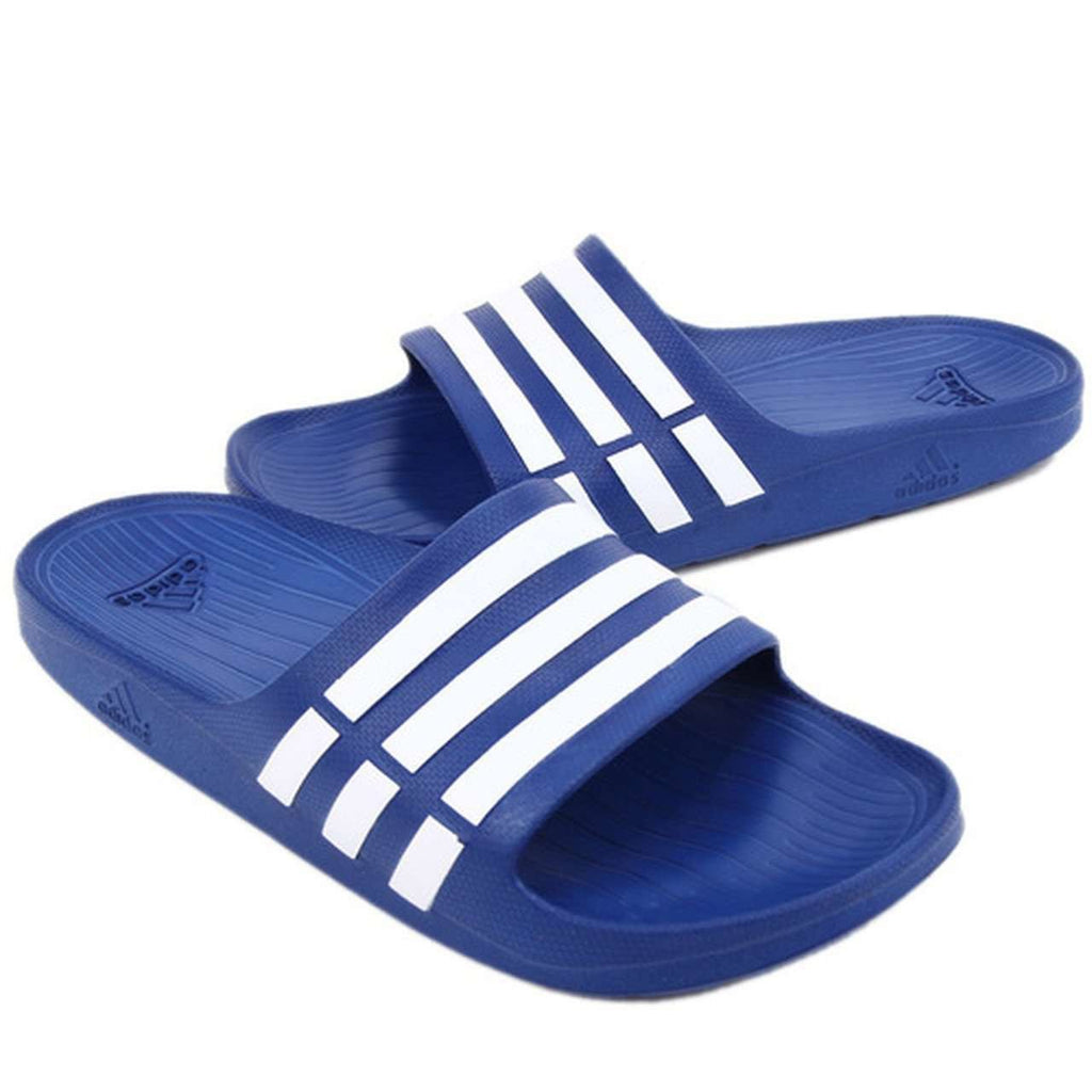 Duramo Slides Blue/ White