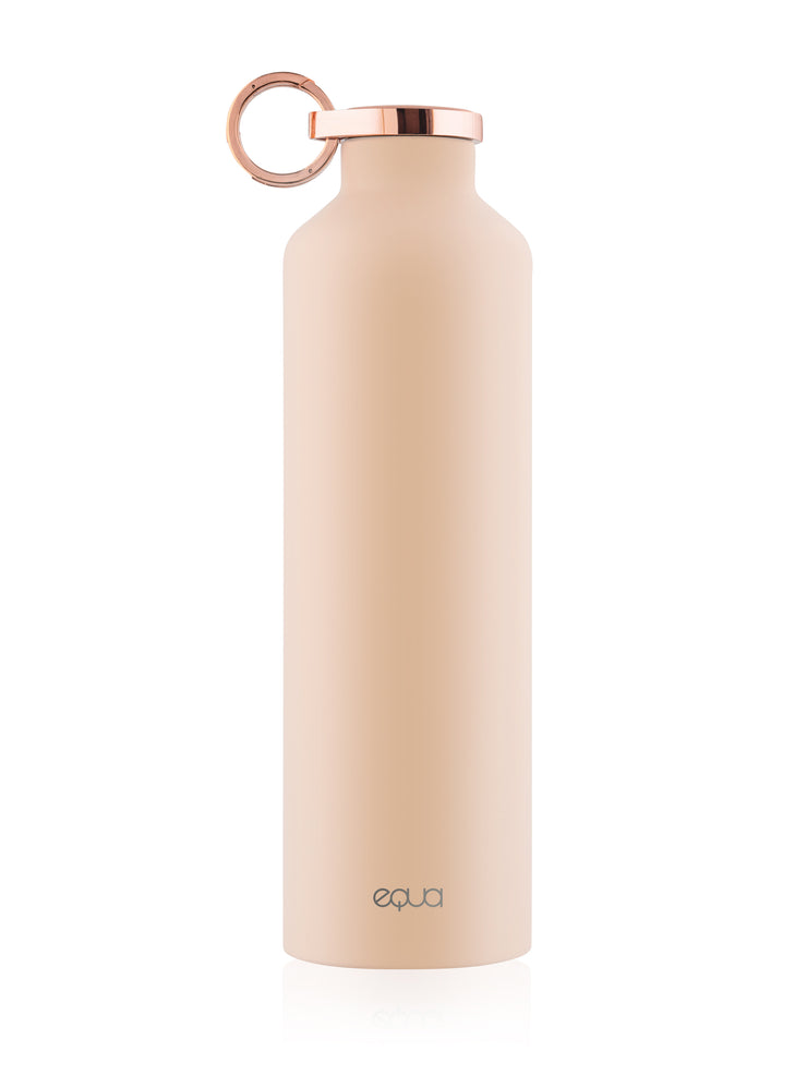 Pink Blush Stainless Steel Bottle