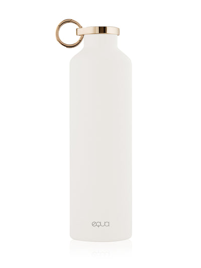 Snow White Stainless Steel Bottle