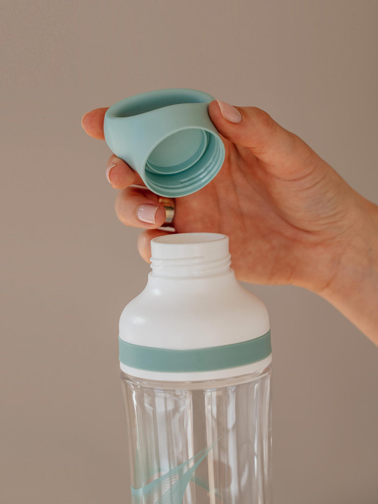Wave 2in1 smoothie bottle